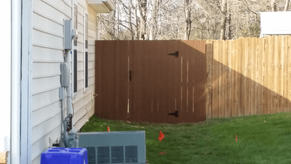 get privacy with a fence by van dame lafayette indiana